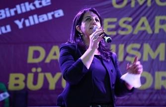 Buldan: Bu ülkeye barış Türkiye toplumunun ittifakıyla gelecek