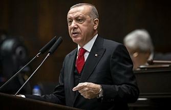 Erdoğan: Karikatüre bakmadım