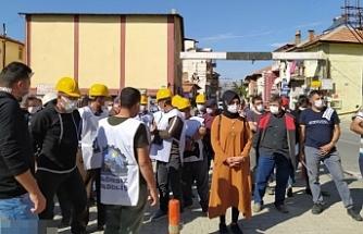 Ermenek maden işçileri: Haklarımızı alana kadar direneceğiz