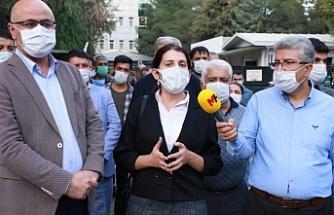 Eşbaşkanların tutuklanmasına tepki: Katmerli şiddetin tohumları atılıyor