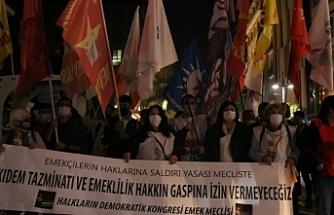 HDK Emek Meclisi: Mecliste emekçilerin hakkı gasp ediliyor