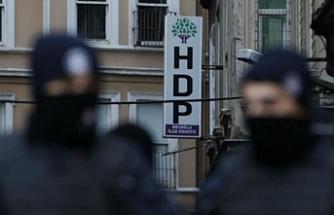 İstanbul'da ev baskınları: 9 HDP'li gözaltına alındı