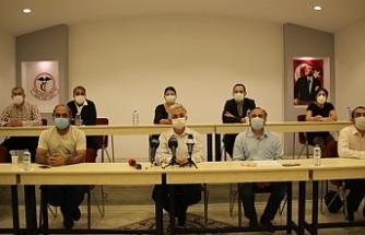 İzmir Sağlık Platformu taleplerini sıraladı