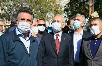 Kılıçdaroğlu: Deprem A Partili, B Partili diye bir ayrım yapmıyor