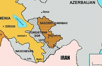 Kızıl Kürdistan'a yöneldiler