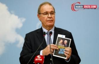 Öztrak açıkladı: CHP'nin '21 soruda FETÖ'nün siyasi ayağı' kitapçığı yasaklandı