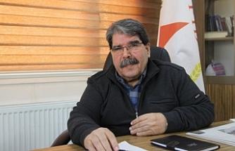 Salih Müslim: Kürtlerin hep dağınık kalmalarını istiyorlar
