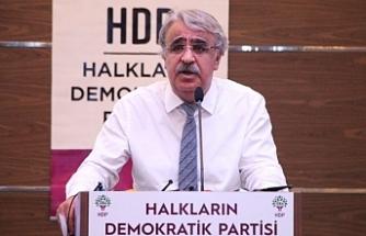 Sancar: Hep birlikte Kürt barış hareketi kuralım