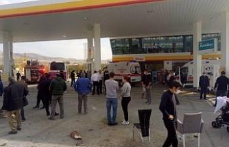 Van'da belediye otobüsü petrole daldı: 11 yurttaş yaralandı