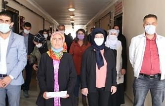 Van'da HDP'den tutukluların taleplerini kabul edin çağrısı