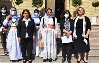 Êzidî kadınlar: Şengal dışında irade tanımıyoruz