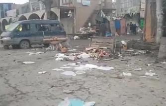 Afganistan'da patlama: 14 ölü, 45 yaralı