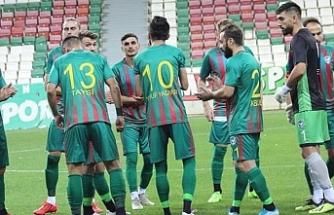 Amedspor Türkiye Kupası'na veda etti