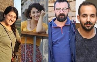 AYM Van'da tutuklanan gazetecilerin tedbiren tahliye talebini reddetti