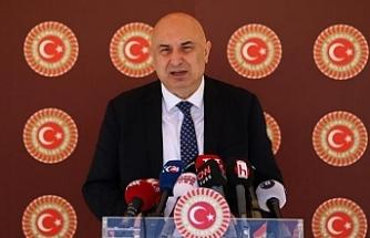 CHP'li Özkoç: Cumhur-mafya ittifakının başındaki kişi Recep Tayyip Erdoğan'dır