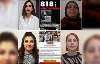 Cumartesi Anneleri gözaltında Kaybedilen Aydoğan'ın akıbetini sordu
