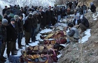 Gök: İçişleri Bakanlığı raporunda Roboski'de öldürülenlerin 'terör mensubu olmadıkları tespit' edildi