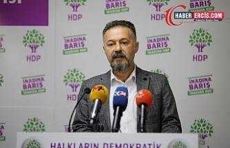 HDP'li Dede: Siyaset yargı işbirliği itiraf edilmiştir