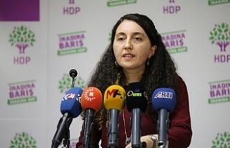 HDP Sözcüsü Günay: Gerçek reform çürümüş sisteminizin gidişidir