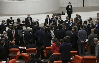 HDP'li Vekil Aydemir'in koronavirüs testi pozitif çıktı, Genel Kurul'a ara verildi