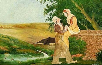Erciş'te bir Kürt aşk destanı: Heso û Nazê