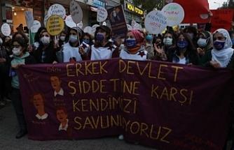 'Kadın ölümleri devletin alnında kara bir leke'