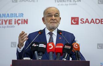 Karamollaoğlu: AKP'nin içi karıştı, kimsenin söz söylemesine itibar etmiyorlar