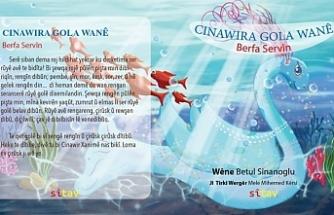 Kürtçe çocuk kitabı: Van Gölü Canavarı Xanim