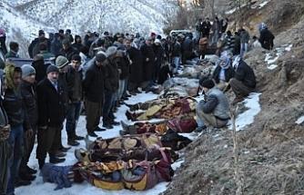 Roboski Katliamı'nın 107'nci ayında 'adalet' çağrısı