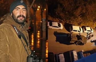 Van'da gözaltına alınan gazeteci Dindar Karataş tutuklandı