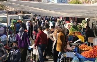 Van'da yurttaşlar: 'Kriz nedeniyle mutfak masrafları kısılıyor'