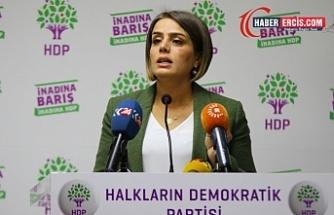 Başaran: Savaş politikası haline gelen tecavüze karşı örgütlenelim