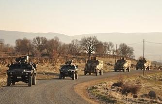 Bitlis'te askeri operasyon: 46 köyde sokağa çıkma yasağı