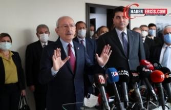 Kılıçdaroğlu: Türkiye Katar'ın beslemesi değil