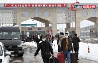 Bakan Pekcan: Van'da Kapıköy Sınır Kapısı Koronavirüs nedeniyle kapalı