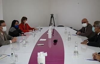 AB Türkiye Delegasyonu Başkanı Landrut'tan HDP ziyareti