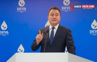 Babacan: 2018 seçimleri AKP açısından da Erdoğan açısından da bir yenilgidir, zafer değildir