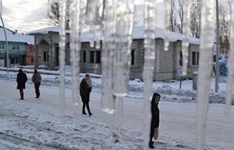 Bitlis, Van, Muş ve Hakkari için donma ve çığ uyarısı