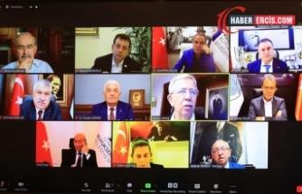 CHP'li 11 Büyükşehir Belediye Başkanı'ndan yoksullukla mücadele masajı