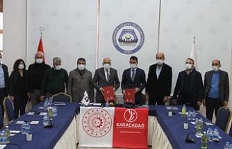 DTSO ve Karacadağ Kalkınma Ajansı arasında 9 milyon TL'lik sözleşme
