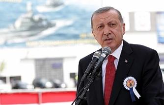 Erdoğan SİHA kamerası satmayan Kanada'ya tepki gösterdi