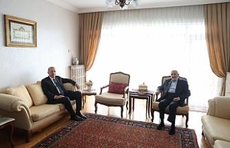 Erdoğan'ın evine gittiği Asiltürk'ten ittifak açıklaması