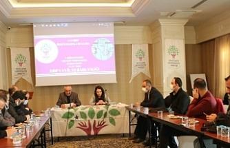 HDP Van İl Örgütü gazetecilerle bir araya geldi