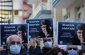 Hrant Dink için Ankara'da anma