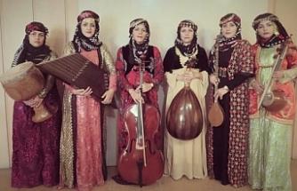 İran'da Kürt kadın müzisyenlere dava