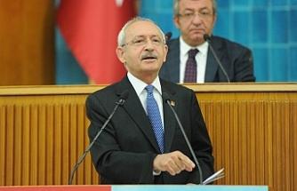 CHP Genel Başkanı Kılıçdaroğlu: Bu firavunları göndereceğiz