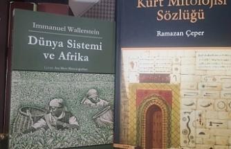 'Kürt Mitoloji Sözlüğü' ile 'Dünya Sistemi ve Afrika' kitapları çıktı
