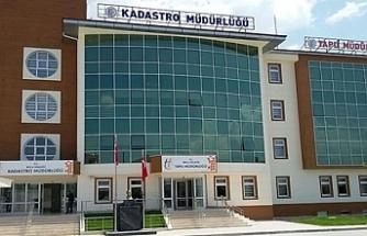 Tapu Kadastro'da 4 bin 628 kişiye rüşvet soruşturması