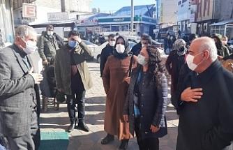 HDP Erciş'te ulusal birlik açıklamasına katılım çağrısı yaptı
