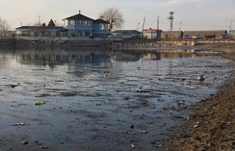 Van Gölü'nde kirlilik alarm veriyor